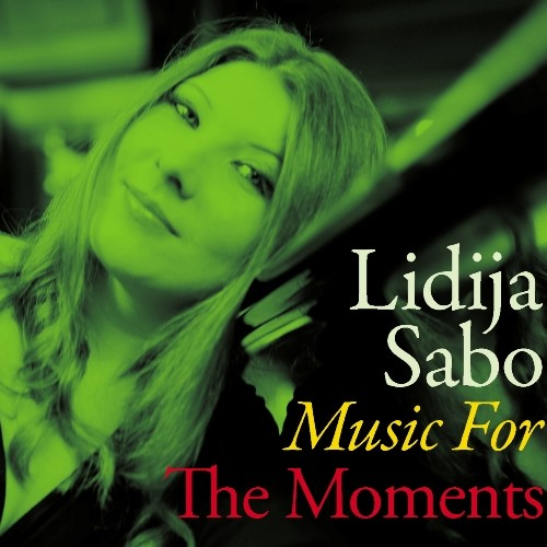 Lidija Sabo - Music for the moments_cover